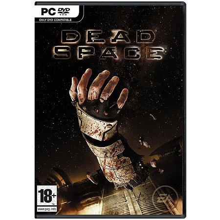 Jogo Novo Midia Fisica Dead Space Original pra Computador PC