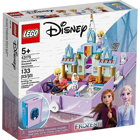 Lego Disney A Aventuras do Livro de Contos da Frozen 43175
