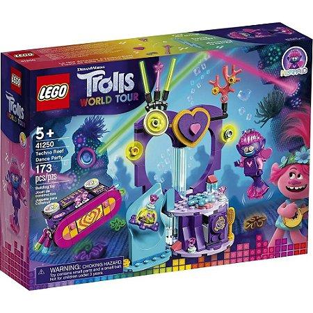 Lego Trolls Festa de Dança Techno no Recife 173 Peças 41250