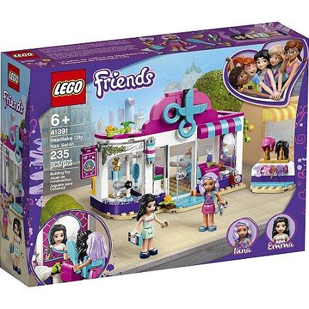 Lego Friends Salao de Cabeleireiro de Heartlake City 41391