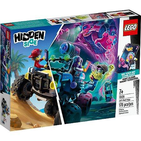 Lego Hidden Side O Buggy de Praia de Jack 170 Peças 70428