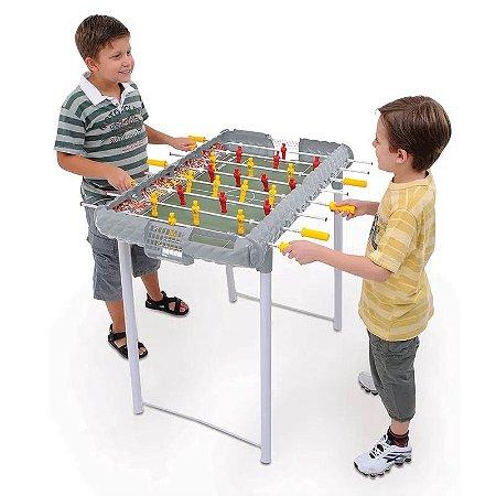 Brinquedo Mesa de Pebolim Plástico Original Xalingo 0490.9