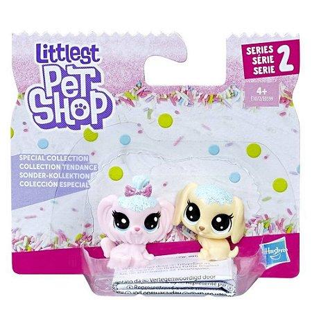 Figura Littlest Pet Shop Dupla Especial Sortida Hasbro E0399