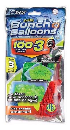 Bunch O Balloons Com 100 Balões Bexigas Balão Água Dtc