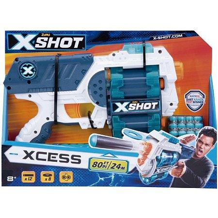 Lançador de Dardos X-Shot Excel Series Xcess Candide 5539