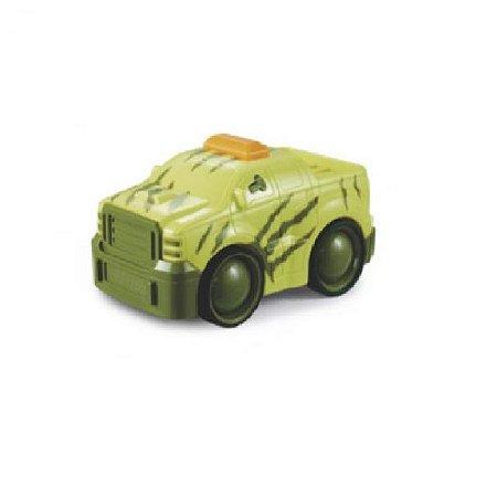 Carrinho Selvagem Com Luzes e Sons Yes Toys 20084