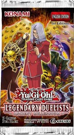 Yu Gi Oh Booster Duelista Lendarios Antigo Milenio