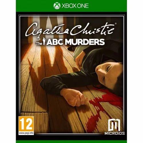 Jogo Mídia Física Agatha Christie Original Para Xbox One