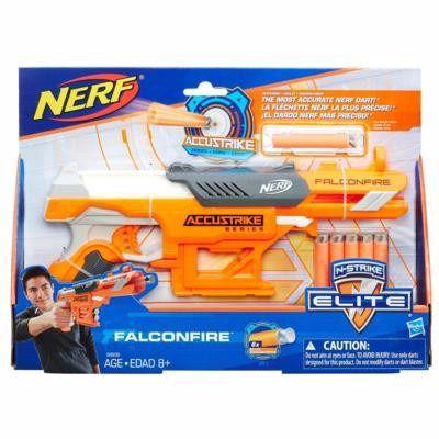Lançador Nerf  N Strike Falconfire  Original Hasbro B9840
