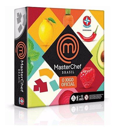 Novo Novo Lacrado Master Chef Brasil O Jogo Oficial Estrela