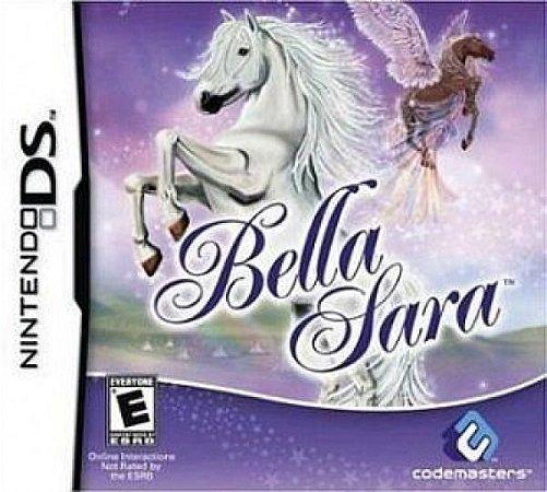 Jogo Novo Midia Fisica Bella Sara Original para Nintendo DS