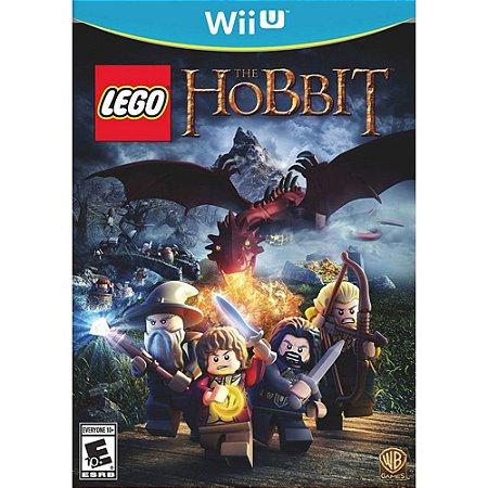 Jogo Lacrado Lego Hobbit Português Para Nintendo Wii U