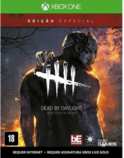 Jogo Mídia Física Dead By Daylight Edição Especial Xbox One