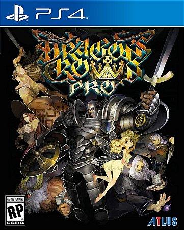 Jogo Lacrado Dragon Crown Pro Battle Hardened Edition PS4