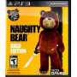 Jogo Naughty Bear Golden Edition Para Playstation 3 Ps3