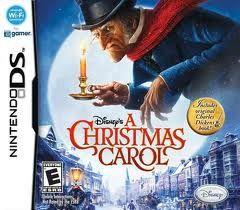 Jogo Lacrado A Christmas Carol Da Disney Para Nintendo Ds