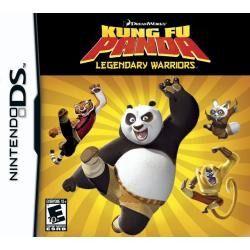 Jogo Pra Nintendo Ds Kung Fu Panda Legendary Warrios Lacrado