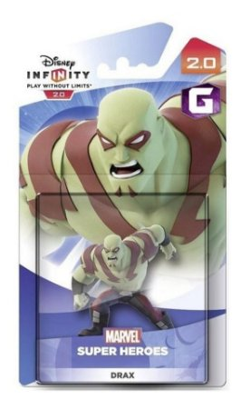 Lacrado Boneco Disney Infinity 2.0 Single Figure Drax
