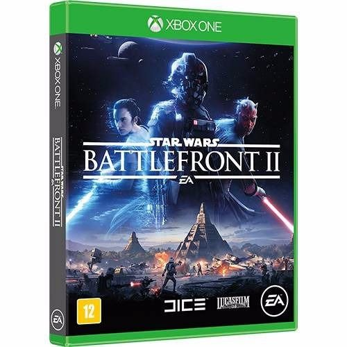 Jogo Midia Fisica Star Wars Battlefront 2 Original Xbox One