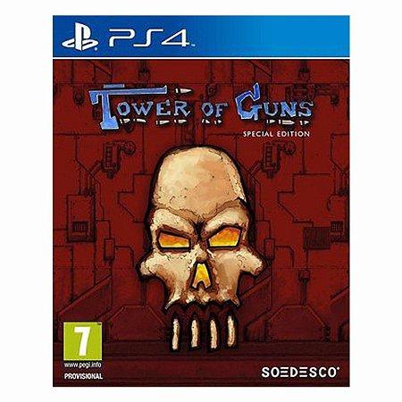 Jogo Novo Tower Of Guns Special Edition Ps4 Playstation