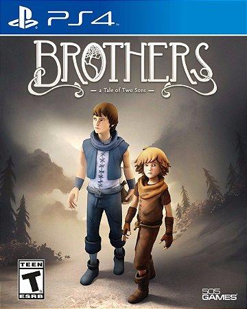 Jogo Novo Lacrado Brothers Tale Of Two Sons Para Ps4