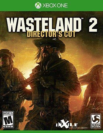 Jogo Novo Lacrado Wasteland 2 Director's Cut Xbox One