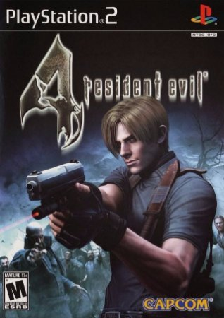 Jogo Resident Evil 4 Greatest Hits Para Playstation 2 Ps2