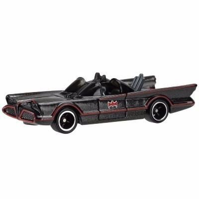 Carrinho Hot Wheels Batman Tv Series Batmobile  Dmc55