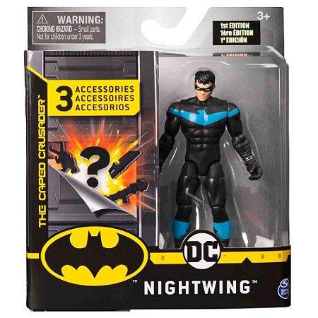 Figura DC Batman Creature Chaos Asa Noturna Nightwing 2182