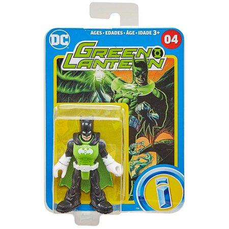 Figura Imaginext DC Batman Ediçao HQ Green Lantern 04 Glf00