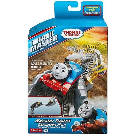 Thomas e Seus Amigos Pista Via Infantil Hazard Tracks Bmk81