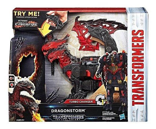 Brinquedo Transformers Dragonstorm The Last Knight C0934