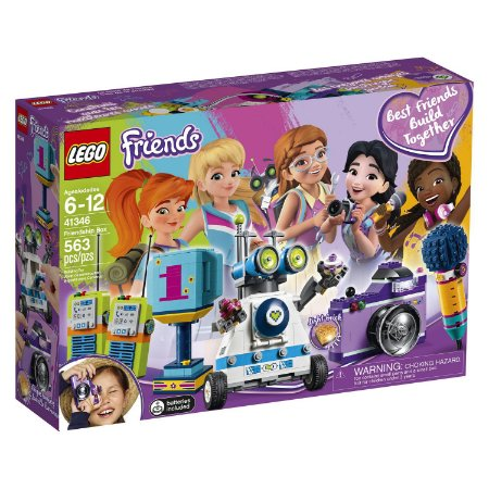 Brinquedo LEGO Friends Caixa Da Amizade 41346