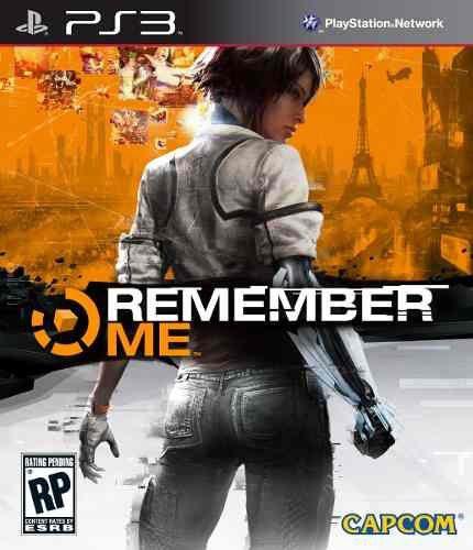Jogo Novo Lacrado Da Capcom Remember Me Para Playstation 3