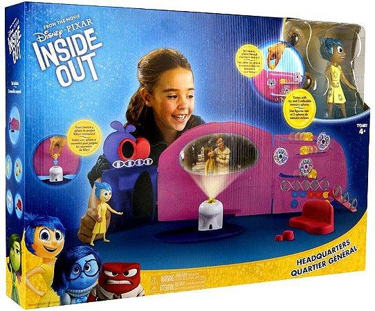 Brinquedo Playset Quartel General Divertidamente Tomy