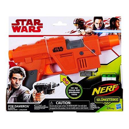 Brinquedo Nerf Lança Dardos Star Wars EP - 8 Hasbro C1464