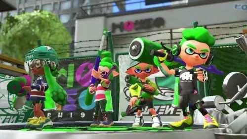 Jogo Mídia Física Splatoon 2 Original Nintendo Switch
