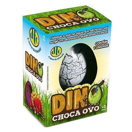 caixa 12 Brinquedo Dino Choca Ovo Unitário Original Dtc 5001