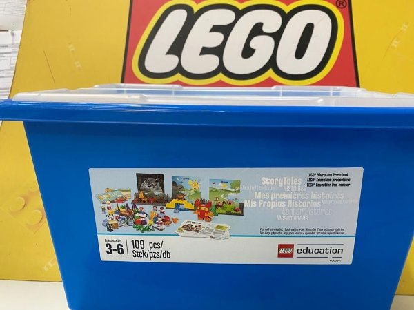 Lego Education Kit Escolar Playset Contando Historias 45005