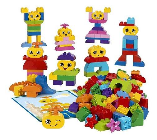 Lego Education Conjunto Construindo Emoçoes 188 Peças 45018