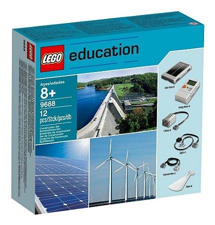 Lego Education Mecanismo Energias Renovaveis Expansao 9688
