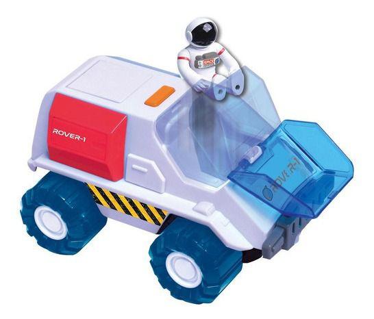 Brinquedo Carro Rover Espacial Astronautas Fun F00242