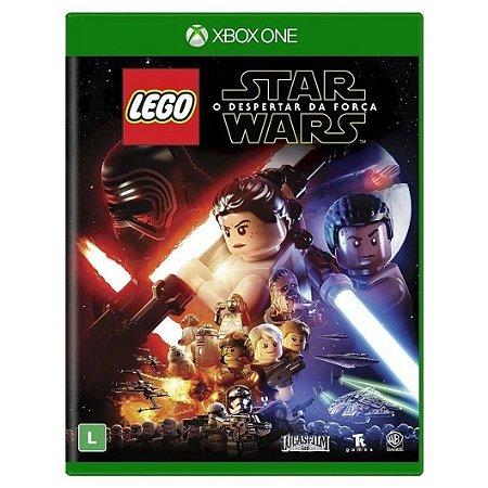 Jogo Midia Fisica Lego Star Wars Despertar da Força Xbox One