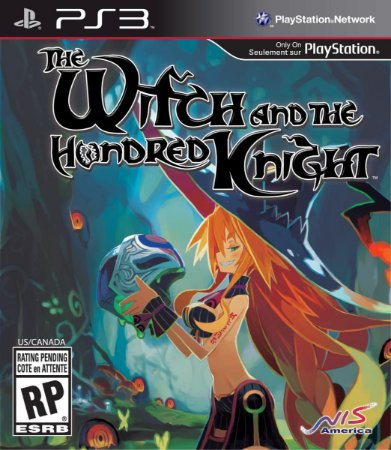 Jogo The Witch And The Hundred Knights Para Playstation 3
