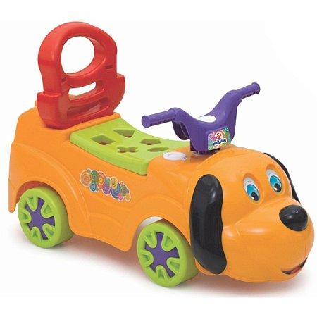 Brinquedo Triciclo Andador Budy Baby Car da Mercotoys 909