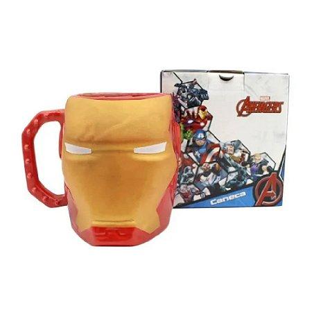 Zonacriativa Caneca Marvel Avengers Iron man 400ml 10023531