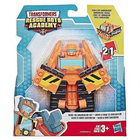 Transformers Rescue Bots Wedge Robo Construtor Hasbro E5366