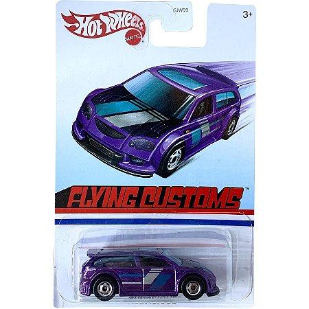 Hot Wheels Flying Customs Veiculo Retro Sortido Mattel Gjw93