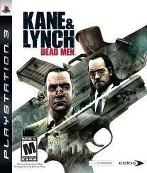 Jogo Kane & Lynch Dead Men Lacrado Para Playstation Ps3