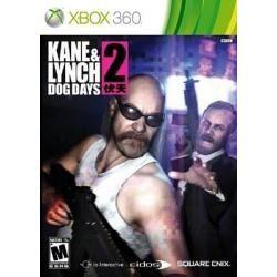 Jogo Kane & Lynch 2 Dog Days Pra Xbox 360 Lacrado E Original